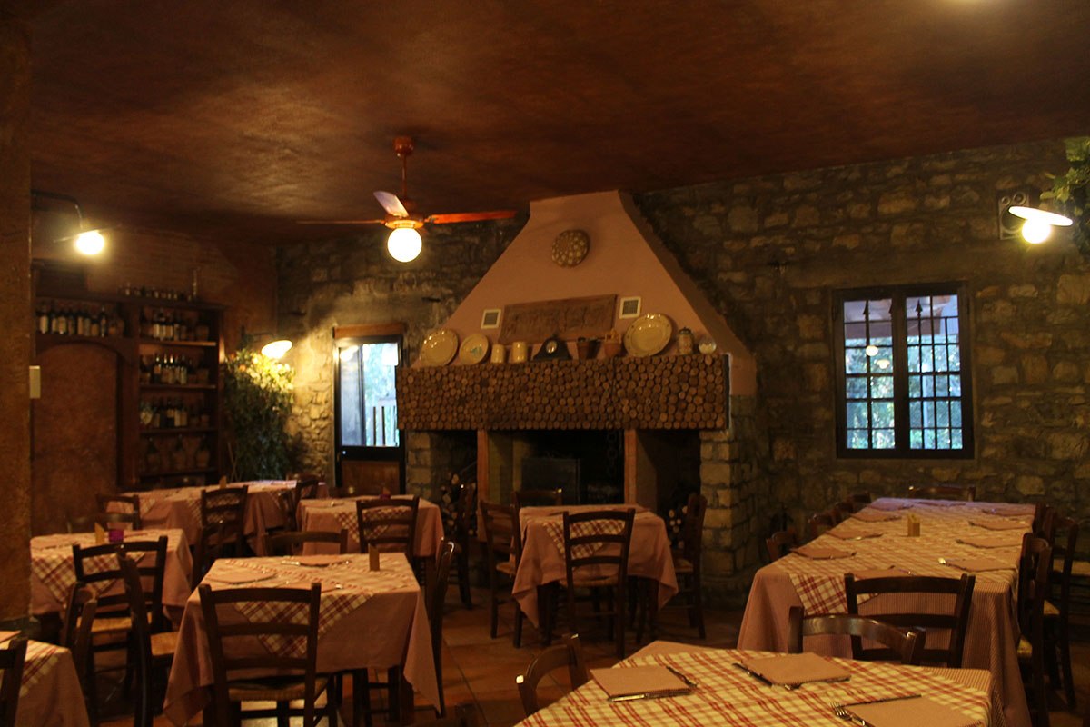 The restaurant – Nuovo Ranch